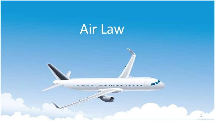 Air Law          1