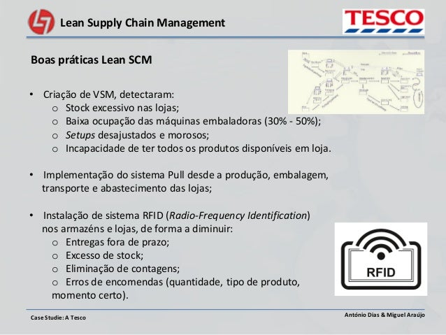 the use of supply chain management at tesco Tesco is leading the way in using a collaborative approach to address supply chain sustainability, launching the world's largest supply c.
