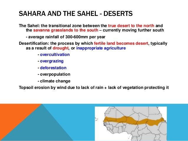 sahel case study igcse