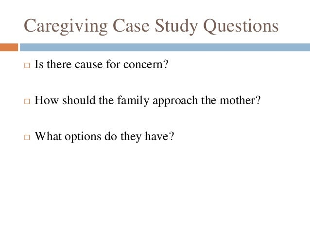 webster family case study Case study: a family that had sold the family governance: the issues, the concerns and the strategies to deal with them family governance.