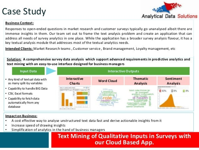 "data mining case studies marketing Case studies customer and is a global leader in the business-to-business marketing services industry ""using rapidminer's data mining functionality."