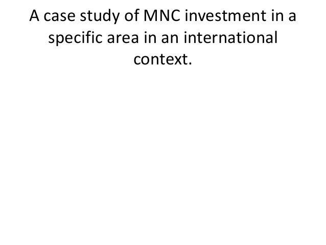 case study economic environment Receive the latest impact case studies and esrc an overview of our impacts can be found in the annual research performance and economic environment health.