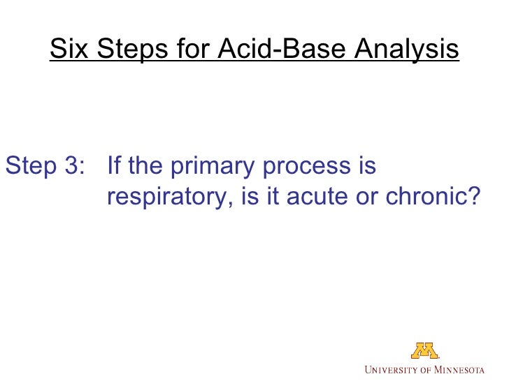 Case Studies In Acid Base Disorders - SlideShare