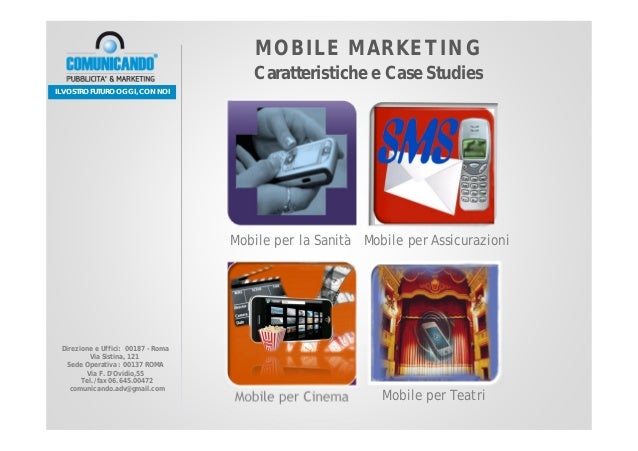 mobile selling sms circumstance study