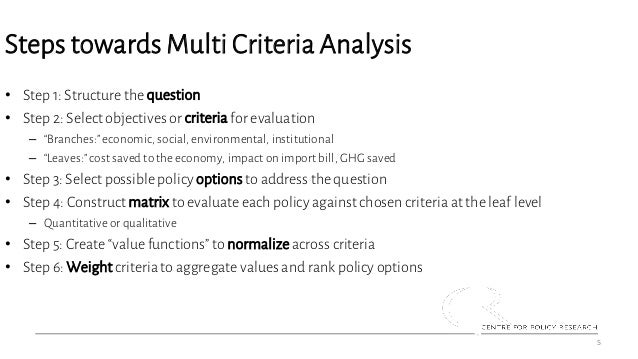 use of multi criteria decision analysis in Decerns: a framework for multi-criteria decision analysis boris yatsalo1, vladimir didenko1, sergey gritsyuk1, terry sullivan2 1 national research nuclear university.