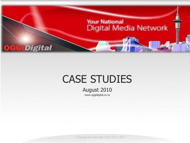 Case Studies Rev 6
