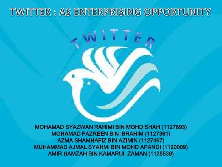 MOHAMAD SYAZWAN RAHIMI BIN MOHD SHAH (1127893)    MOHAMAD FAZREEN BIN IBRAHIM (1127361)      AZMA SHAMHAFIZ BIN AZIMIN (11...