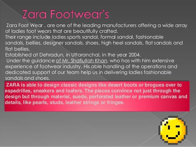 examine the success of zara Strategic analysis pulling together both the external and internal factors impacting on zara as an organisation, it is then possible to establish a strategic plan for the future, in order to ensure the ongoing success of this substantial fashion retailer.