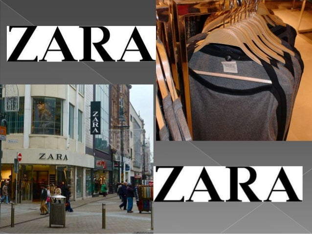 zara apparel manufacturing and retail case study