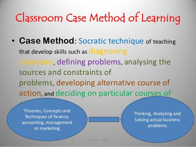 case method The success case method (scm) involves identifying the most and least successful cases in a program and examining them in detail this approach was developed by.