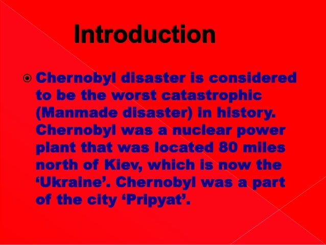 chernobyl nuclear disaster case study Non-renewable energy: nuclear power nuclear power is created from the release of energy from nuclear reactions case studies chernobyl nuclear disaster.