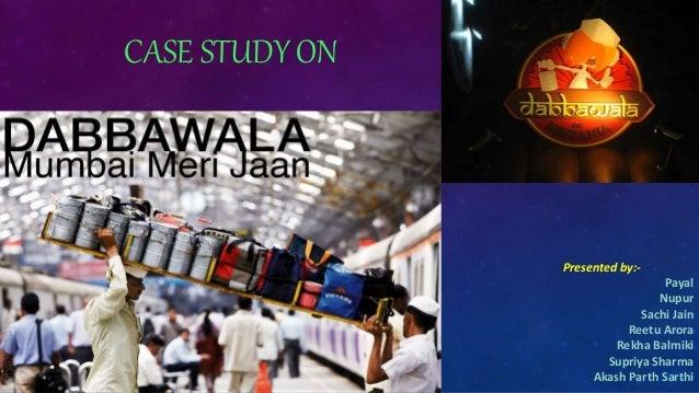 mumbai dabbawala case study video