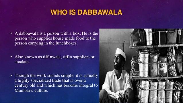 case study mumbai dabbawala