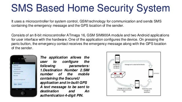 sms based home security Product: sms home security appliances from china at offers to sell and export dated sat 26 sep, 2009 7:00 am.