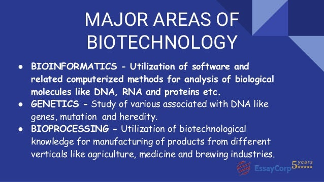 Biotechnology Essays Midland Autocare