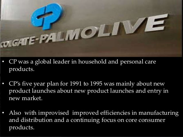 Colgate-Palmolive Co.: The Precision Toothbrush » Case ...