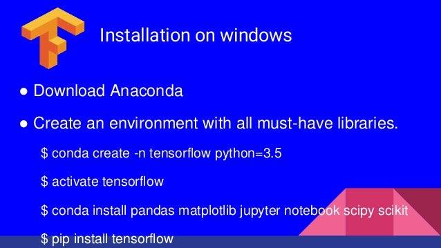 TensorFlow Technology