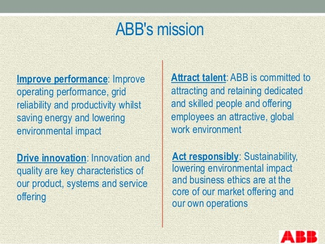 ABB: Case Study by Jessica Rowe on Prezi