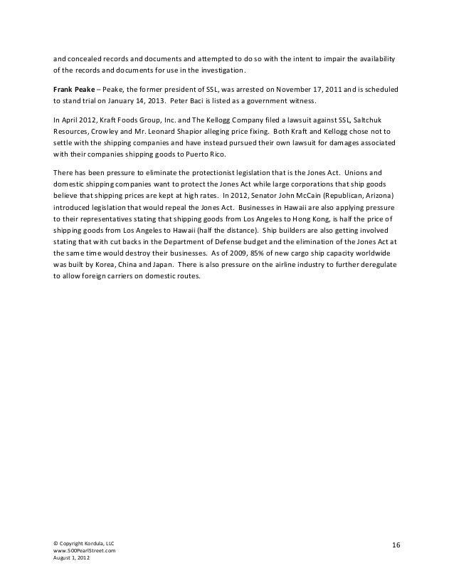 antitrust court case studies