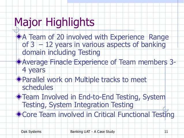Banking System | Case Study Solution | Case Study Analysis