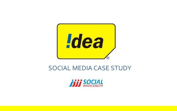 Social Media Case Study On Busy Idea 3G