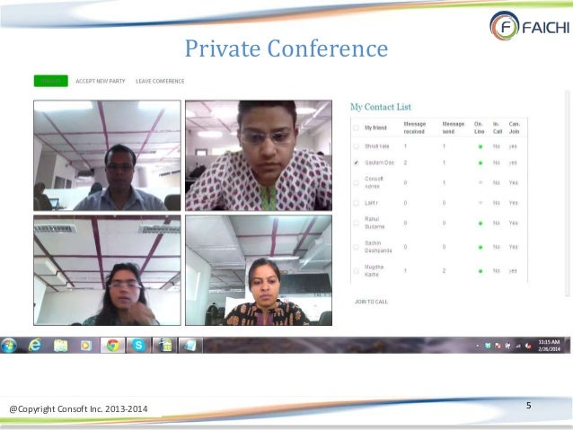 Video Conferencing Platform Using Web RTC - Case Study
