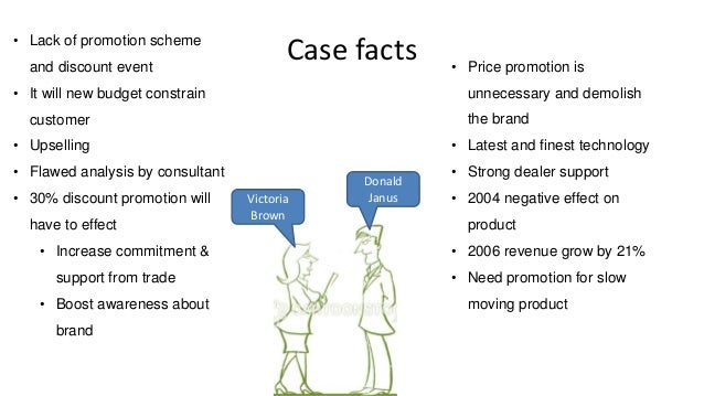 culinarian coookware case Subject : case report -3 : culinarian cookware question 1) there is some uncertain information to say that the 2004 promotion profitable firstly, both brown and janus, the consultant, calculated the variable cost by using two ways.