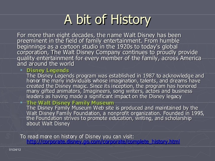 disney tnc geography case study