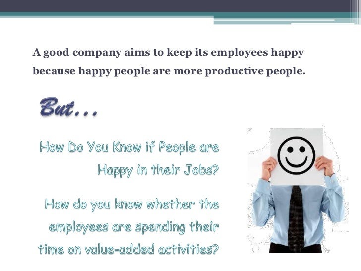 Employee satisfaction 2 a good company aims to keep its employees happy ccuart Image collections