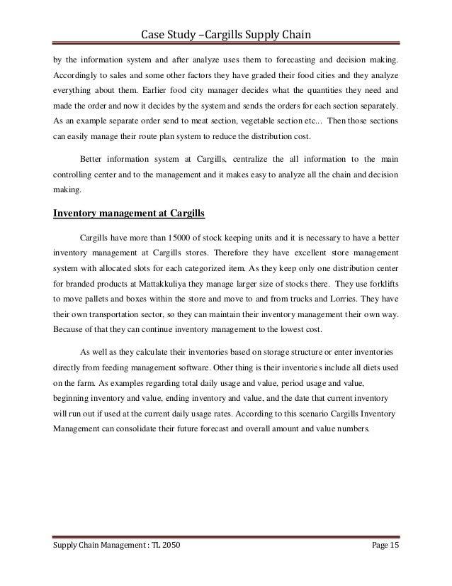 Case study haleeb food limited