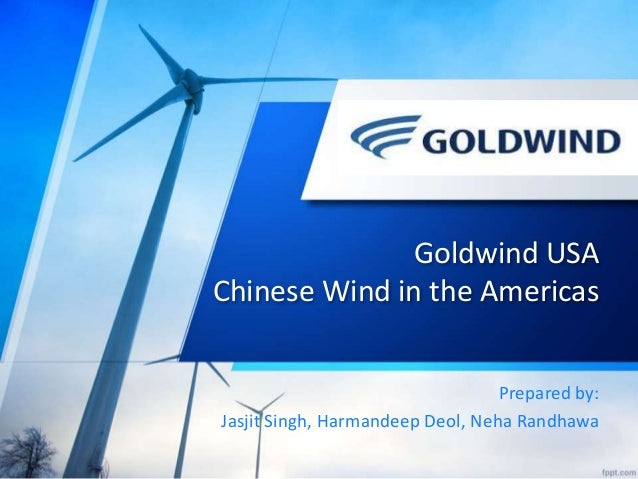 wind technology case study Brazil-china wind energy technology cooperation  development of wind technology at multiple levels through the use of a case study and a thorough.