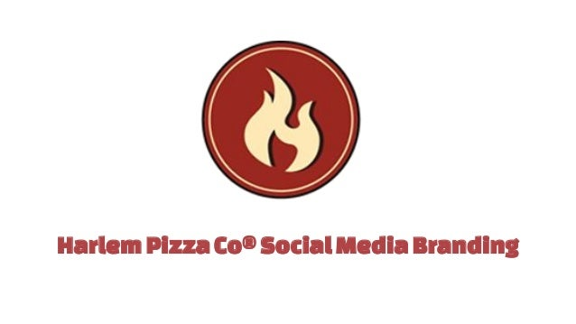 HarlemPizza Co®Social MediaBranding