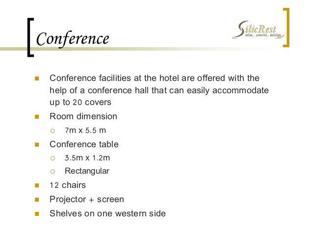 Case Study Hotel Silicrest