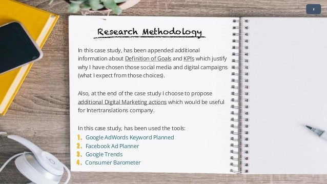 In this case study, has been appended additional information about Definition of Goals and KPIs which justify why I have c...