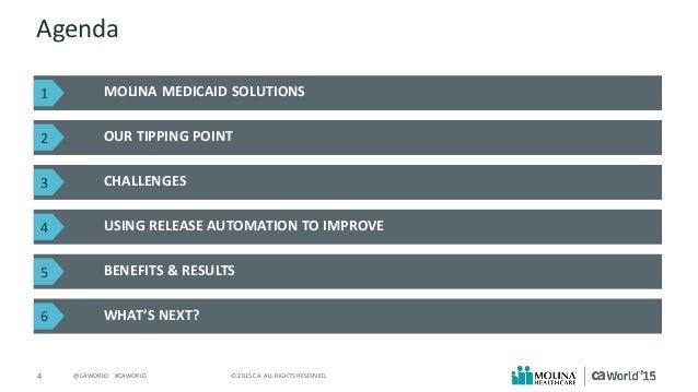 molina medicaid solutions