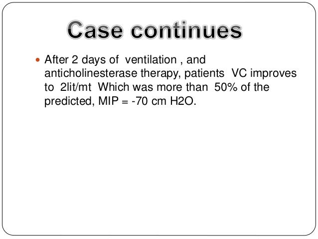 Case Study Myasthenia Gravis   Essay Example