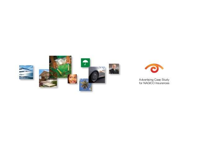 Advertising Case Study for NAGICO Insurances