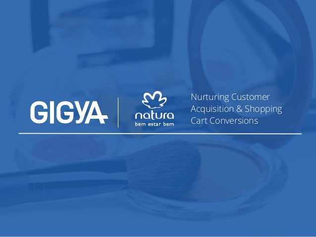 Nurturing Customer Acquisition & Shopping Cart Conversions
