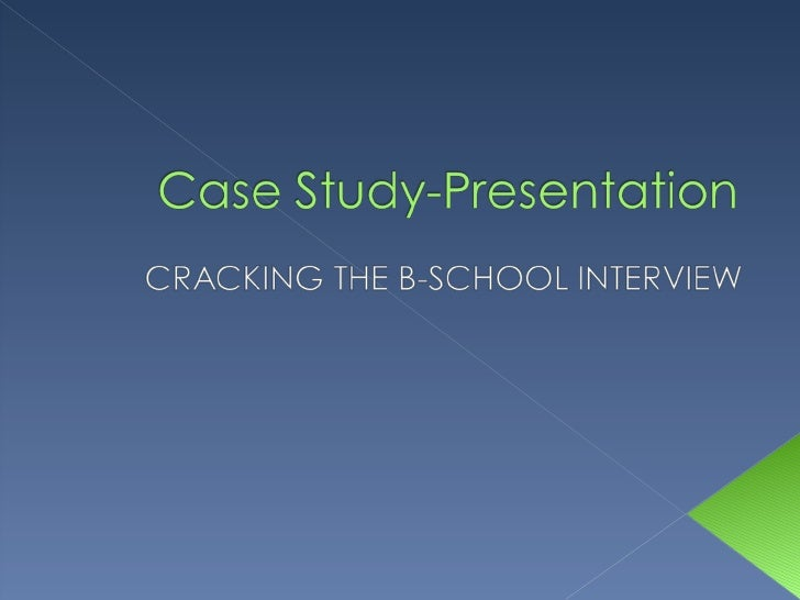ib case study The questions will test your ability to apply what you've learnt from the case study in the real world firstly, it's crucial you know all the important terms and definitions from the case study secondly, you'll have to be able to use these in.