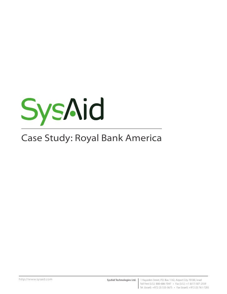 royal bank of canada case study The royal bank of canada (rbc) the chelsea flower show, royal bank of canada garden 2017 next case study.