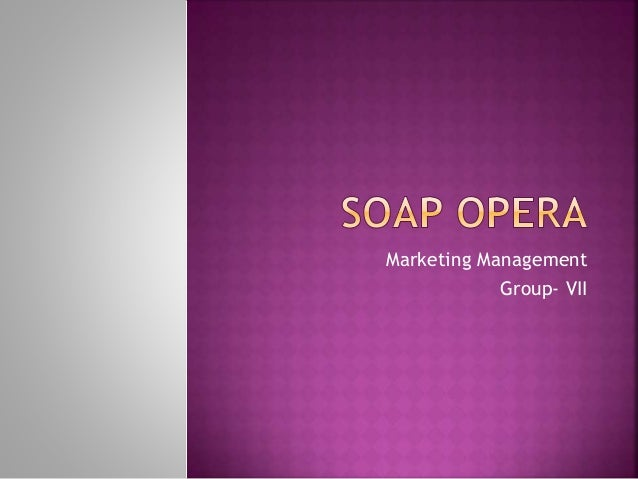 Answer for golden glow soap case study