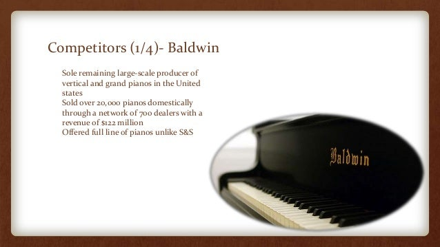 steinway sons case study How commitment to craftsmanship leads to unique value: steinway & sons' differentiation strategy.