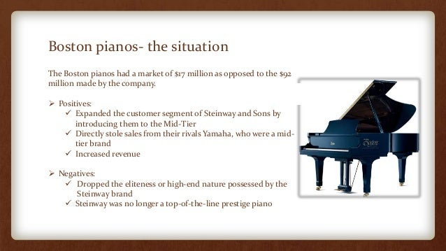 steinway strategic organization Organization theory steinway both of them are the key inputs that directly and indirectly impact on how an organization designs its strategic orientation.