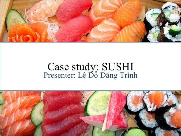 go sushi case study 24 reviews of togo sushi first time there,  it could seriously cause a bad case of food poisoning  got sushi to go from here,.