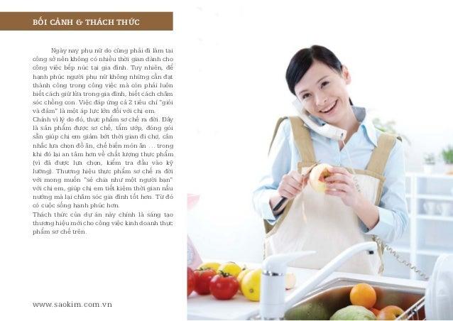 Case Study  - Thiết kế thương hiệu thực phẩm sơ chế FamiChef  Slide 2