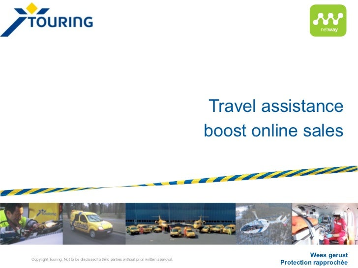 Travel assistance                                                                                          boost online sa...