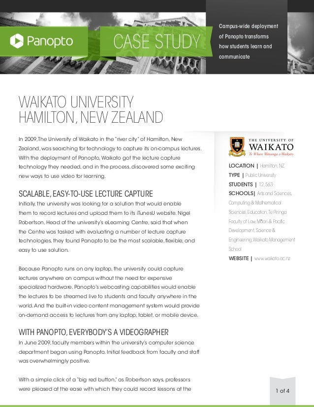"1 of 4 WAIKATO UNIVERSITY HAMILTON,NEW ZEALAND In 2009,The University of Waikato in the ""river city"" of Hamilton, New Zeal..."