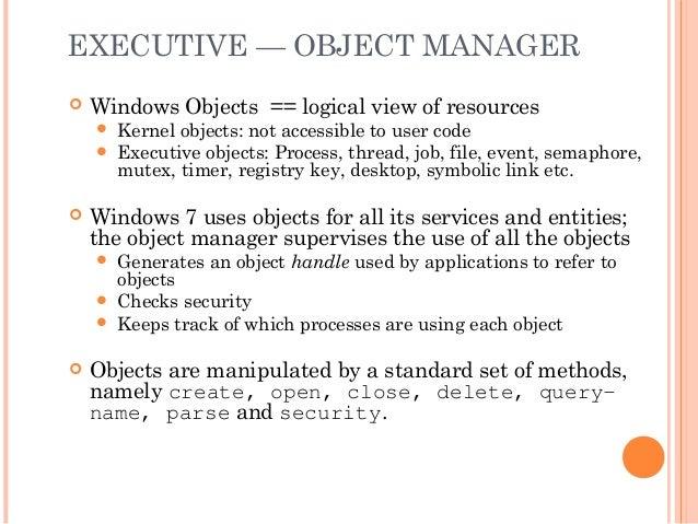 Case study windows