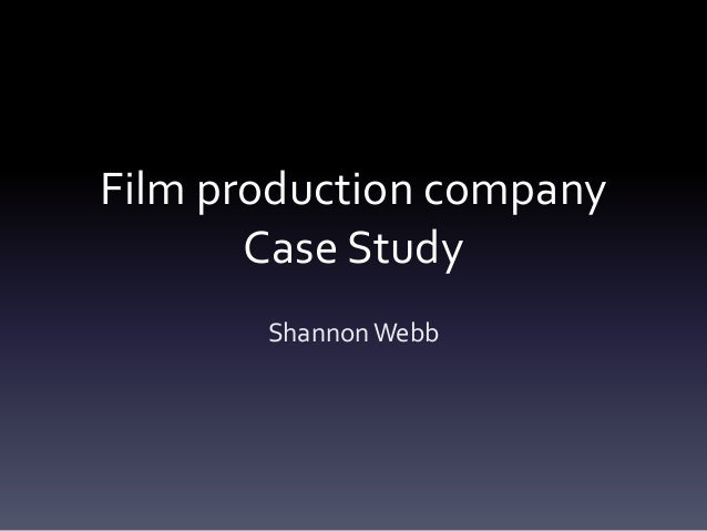 film prioritization project case study analysis Free case study solution & analysis | caseforestcom students from over 165 countries and 1750+ b-schools are our registered users your time is precious don't waste it in searching for other websites for case study solution.
