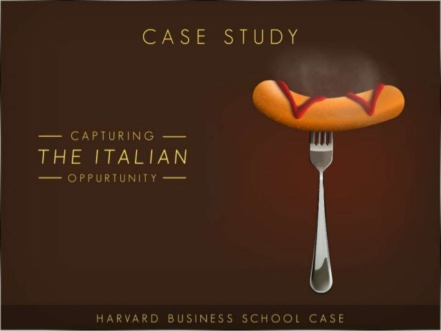 Saxonville Sausage – Case Analysis